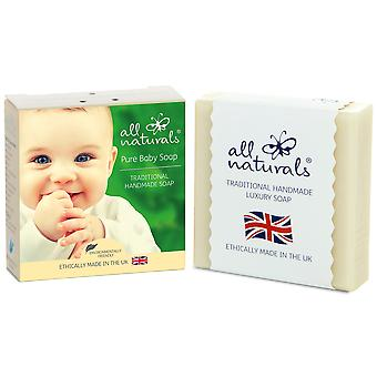All Naturals Organic Baby Soap Bar 100g