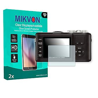 Leica X-U Screen Protector - Mikvon Clear (Retail Package with accessories)