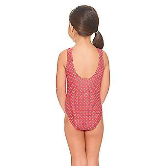 ZOGGS miejscu czerwony strój kąpielowy Scoopback