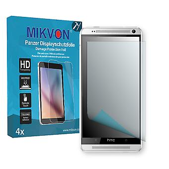 HTC 809d Screen Protector - Mikvon Armor Screen Protector (Retail Package with accessories)