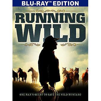 Kör Wild: Liv av Dayton O Hyde [Blu-ray] USA import