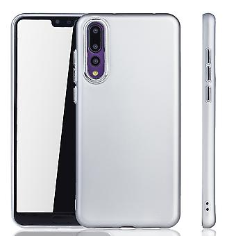 Huawei P20 per case - Mobile Shell for Huawei P20 per - cell phone case in silver