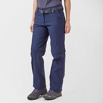 Brasher Women's Zip-Off Stretch Trousers
