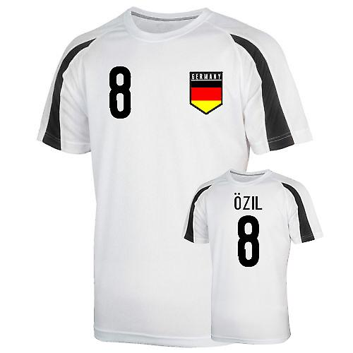 Germania Sport Training Jersey (ozil 8)