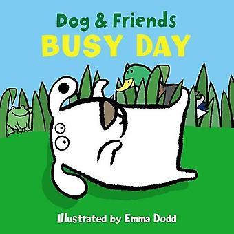 Chien & Friends - une journée bien remplie par Emma Dodd - livre 9781861478351