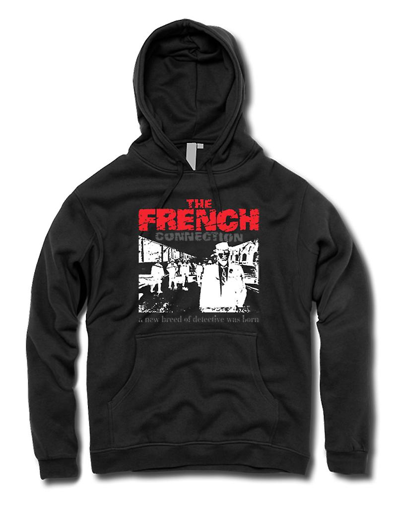 Mens Hoodie - French Connection - Popeye Doyle