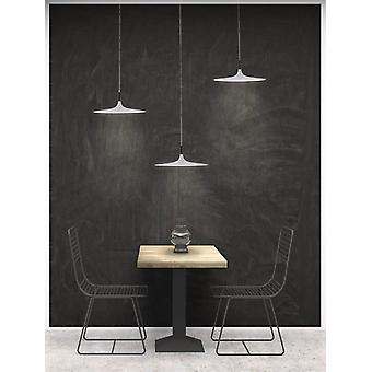Easy to Installed Detachable 3-Heads Industrial-Ceiling-Light-Cafe-Decoration-Aluminum-Speaker-Pendant-Lamp-Fixtures