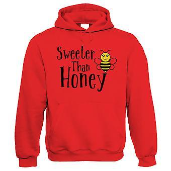 Más dulce que la miel de abeja, con capucha