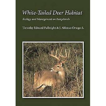 Witstaarthert Habitat - ecologie en beheer op woeste gronden door Ti