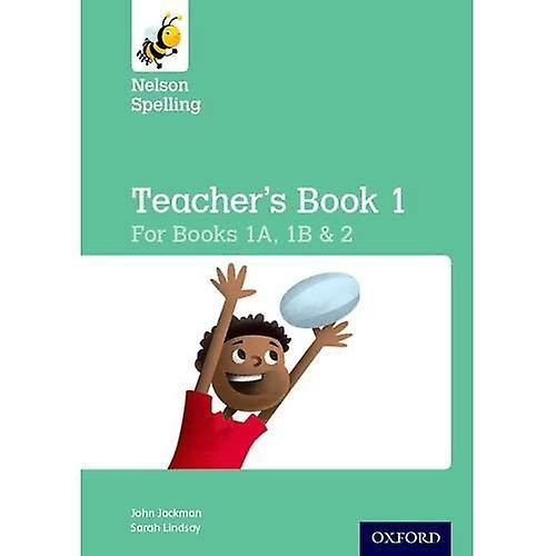 nouveau Nelson Spelling Teacher& 039;s Book