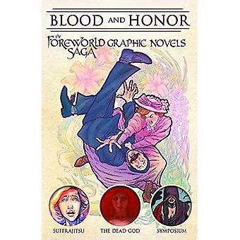 Sang et honneur: les Saga Foreworld Graphic Novels