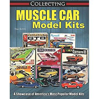 Collecting Muscle Car Model� Kits