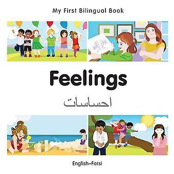 Min första tvåspråkiga bok - känslor - Persiska-Engelska