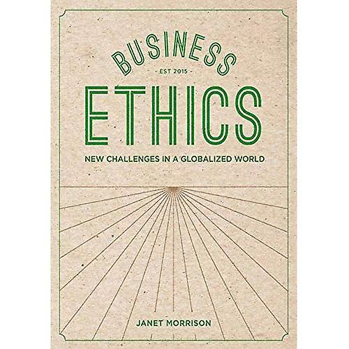 Affaires Ethics  nouveau Challenges in a Globalised World