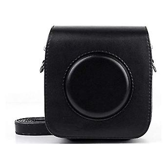 Camera bag in PU leather for Fujifilm Instax SQ10-Black