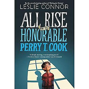 All Rise for the Honorable� Perry T. Cook