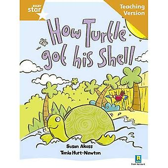 How the Turtle Got Its Shell: Orange Level (Rigby Star Guided)