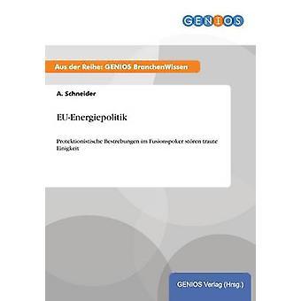 EUEnergiepolitik av Schneider & A.