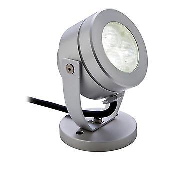Firstlight - LED 3 Light Waterproof Wall & Spike Spot Aluminium IP68 - 8241AL