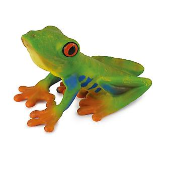 CollectA Red-eyed Tree Frog