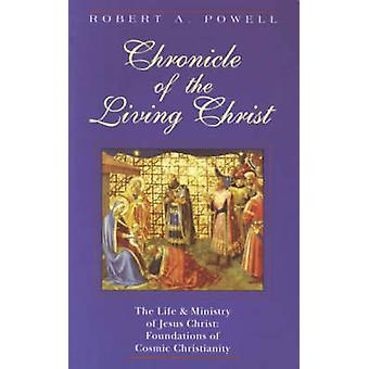 Chronicle of the Living Christ - Life and Ministry of Jesus Christ - F