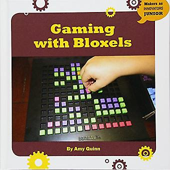Gaming with Bloxels by Amy Quinn - 9781534107823 Book