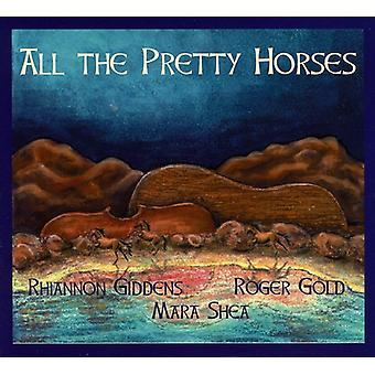 Rhiannon Giddens & Elftones - alla ganska hästar [CD] USA import