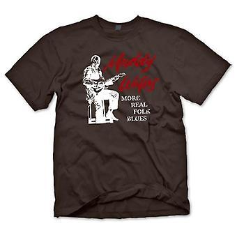 Mens t-shirt - acqua fangosa - Real Blues - Guitar Legend