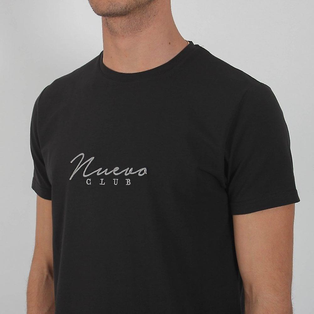 Nuevo Club Core Signature T-shirt - Black / Grey