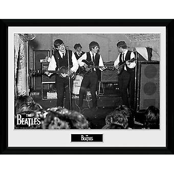 Los Beatles la caverna 3 marco colector impresión 40x30cm