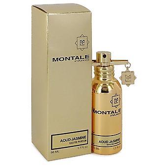 Montale Aoud Jasmine Eau de Parfum Spray (Unisex) av Montale 50 ml