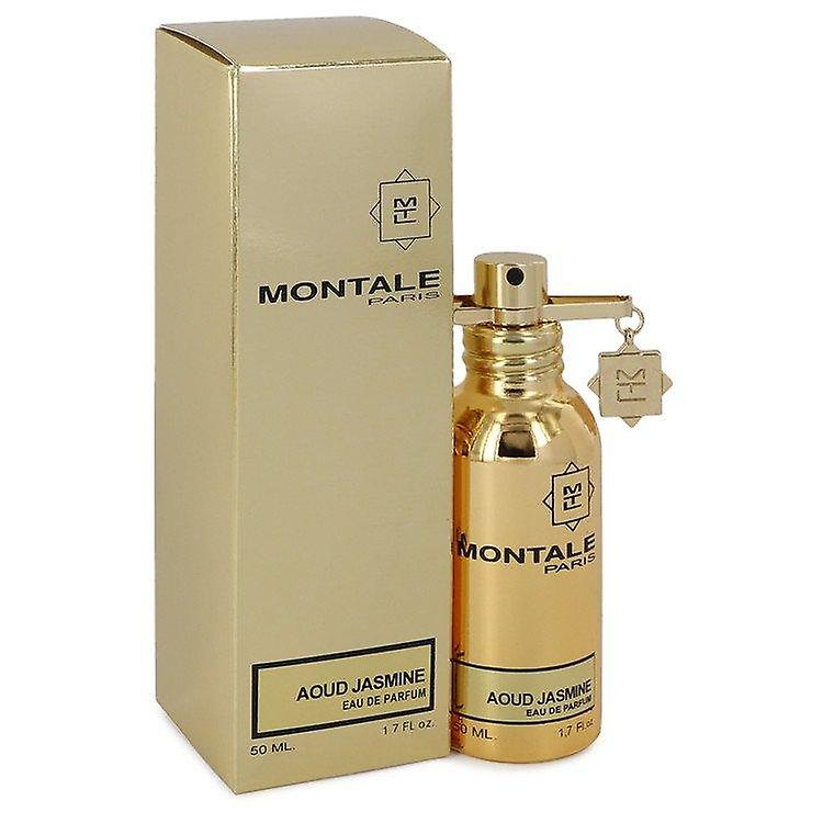 Montale Aoud Jasmine Eau De Parfum Spray (Unisex) By Montale 50 ml