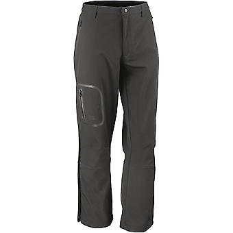 Result Work-Guard - Tech Performance Softshell Mens Trousers