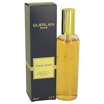 Shalimar Eau De Toilette Spray Refill Von Guerlain 92 ml