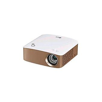 Lg ph150g-gl portable videoprojector dlp hd 720 130 ansi lume contrast 100,000:1 color white