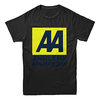 Official Hooked-Fishing T-Shirt - Anglers Anonymous