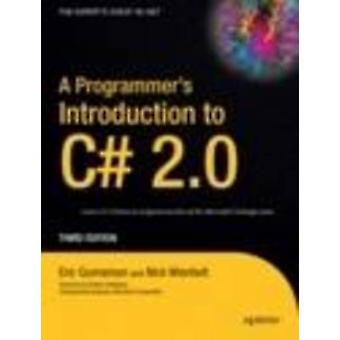 A Programmers Introduction to C 2.0 by Gunnerson & Eric