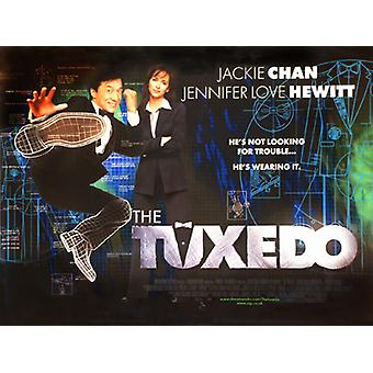 The Tuxedo (Double Sided) Original Cinema Poster