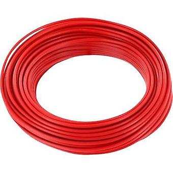 Strand 1 x 0.14 mm² Red BELI-BECO L118/10 rot 10 m