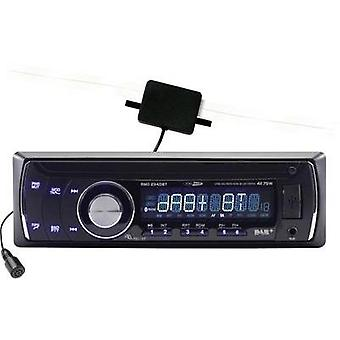 Car stereo Caliber Audio Technology RMD 234DBT DAB+ tuner, Bluetooth handsfree