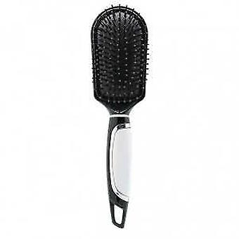 Bifull Black & White Oval Brush (Woman , Hair Care , Combs and brushes , Hair brushes)