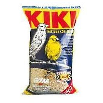 Kiki Canary Food with Standard Birdseed