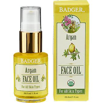 Badger Balm Argan Face Oil