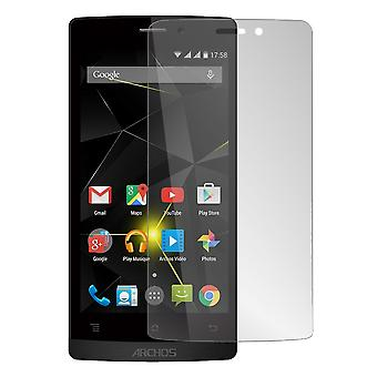 10 x ARCHOS 50 Diamond screen protector 9 H laminated glass laminated glass, tempered glass