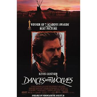 Dances with Wolves Movie Poster (11 x 17)
