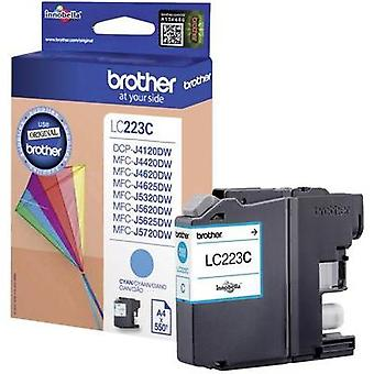 Brother Ink LC-223C Original Cyan LC223C