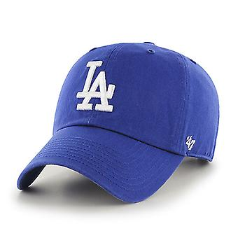 47 Brand MLB Los Angeles Dodgers Clean Up Cap - Royal Blue