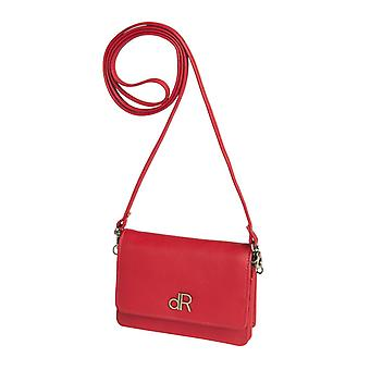 Dr Amsterdam shoulder bag Basil Tango Red