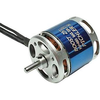 Model aircraft brushless motor Pichler Boost 25 V2 kV (RPM per volt): 980