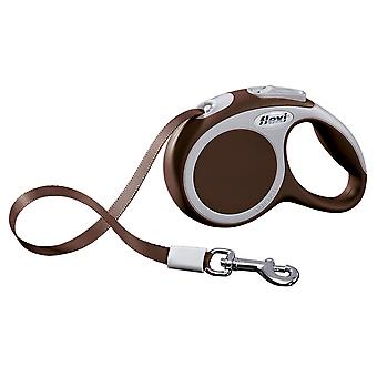 Flexi Vario Tape Brown Extra Small 12kg - 3m (10ft)